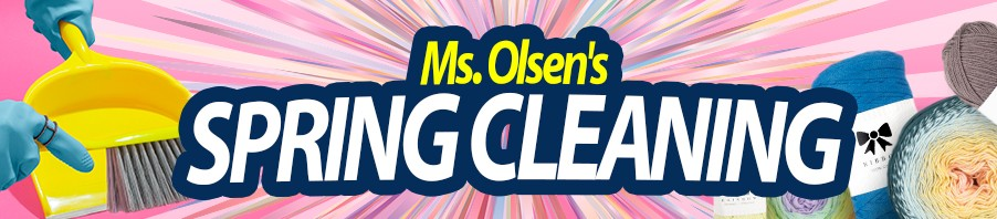 Ms. Olsen's Spring Cleaning